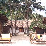 simple but stylish accommodation