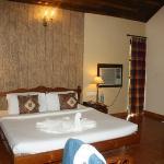 Our room at Club Mahindra Kumarakom