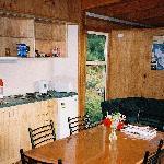 Family Cabin Interior View