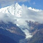 Kawagebo Peak