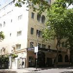 DeVere Hotel, Pott's Point, Sydney