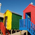 Muizenberg - with Seamore-Express Tours and Guesthouse