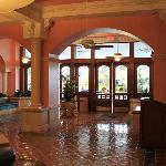 Eingangsbereich mit Foyer