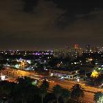 Balkonaussicht über Ft. Lauderdale