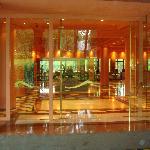 hotel frente , loby