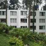 Rooms from outside