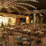 BRAZA Darling Harbour - Main Dinning + Lapa Bar