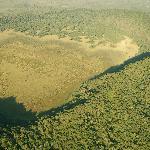 Trekking Ngurduto crater