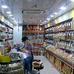 Shop near hotel