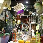 Coffee shop near hotel