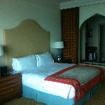 Ocean 'deluxe' room. Quite standard.