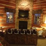 Cattleman's Lodge room