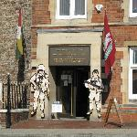 York Army Museum Front Entrance