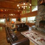 Western Pleasures Dining Room