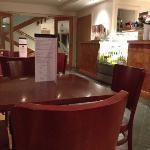 cafe / breakfast room