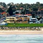Beach Manor on Perth's best beach