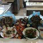 Buffet Olea-Restaurant