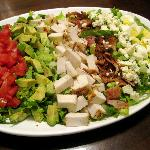 Our #1 selling salad, full of fresh veggies and meat. All are salad dressings are home made