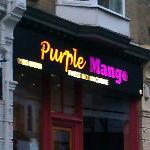 Purple Mango (not MARGO!!!)