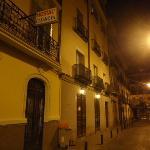 vista exterior, calle Lope de Vega