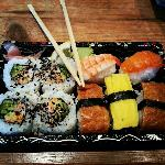 Special Sushi Box (box c)