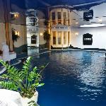 Thermalbad mit wenig Platz