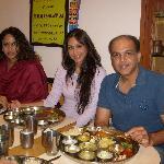Ashutosh ji  with Family.