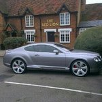 affluent area to say the least !