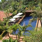 Siddharta pool area
