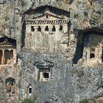 Dalaman - Kings Caves