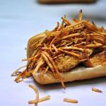 Hot Sauce Chicken Sandwich