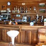 Front desk/bar/snack bar
