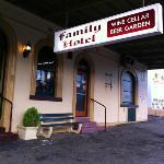 Family Hotel, Gundagai, NSW