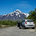 rented a car through Aguaventura
