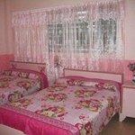 Una linda habitación