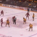 Minnesota vs Wisconsin, Mpls. MN 11/17/12