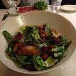 Wollensky salad - the picture does not do it justice!
