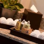 Amenities At La Inmaculada Hotel Guatemala City