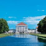 Nymphenburg Vom Park