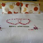 Mocca Spice Honeymoon Room