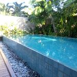 Pool in Baros Residence