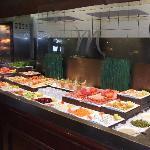 Photo du buffet