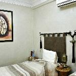 Chambre beige
