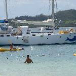 PJ's sailing and snorkelling, Fiji