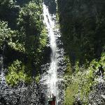 Fautaua Waterfall