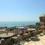 Fabulous Bosphorus View Terrace