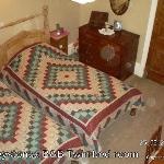Ground floor twin room