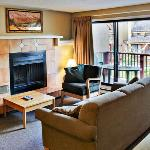 Panorama Living Room Fireplace Bd