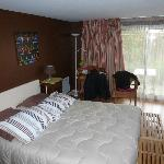 Une grande et belle chambre