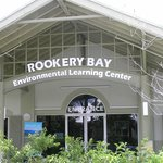 Rookery Bay Enviornmental Learning Center Entrance